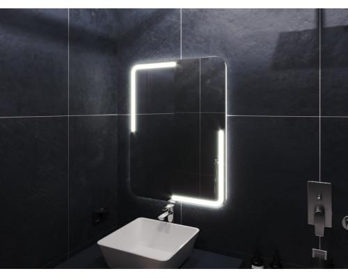 Зеркало в ванну комнату с подсветкой Керамо
